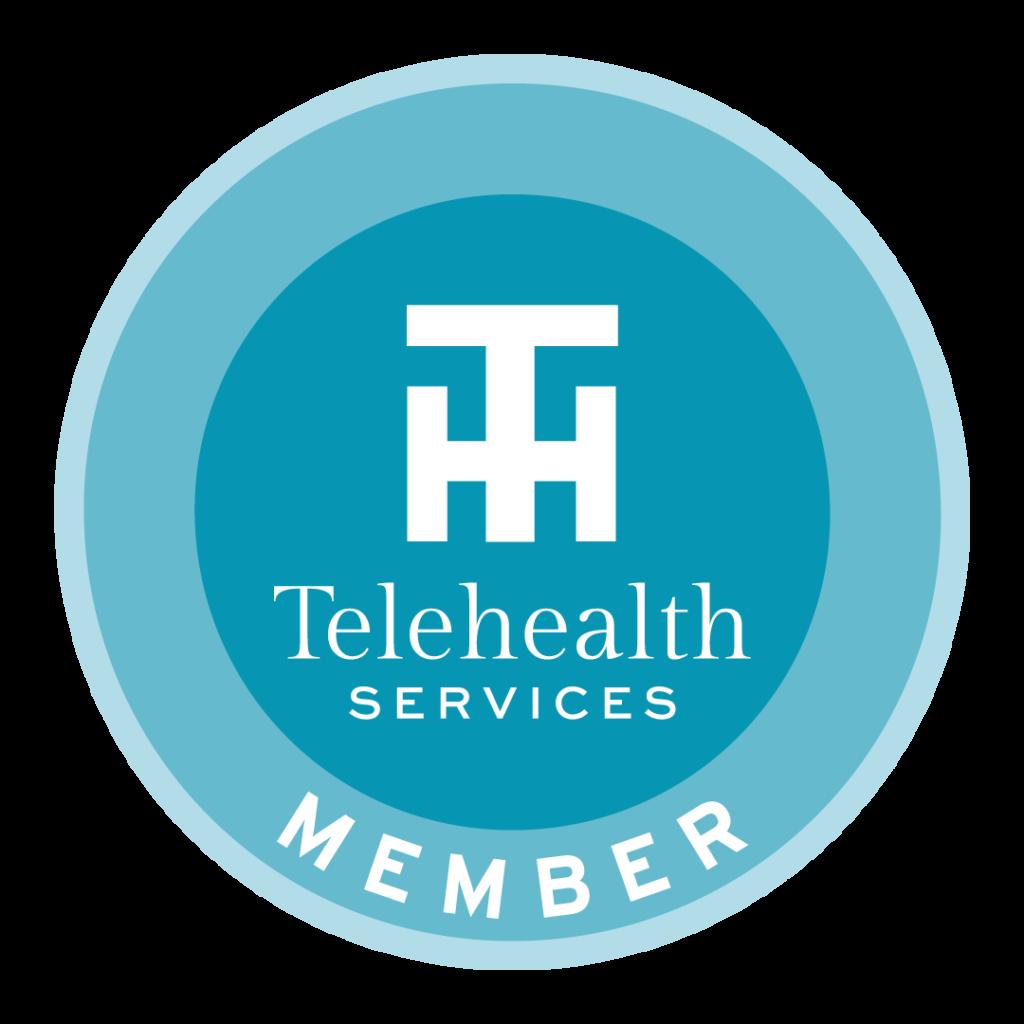 Telehealth Services Australia Membership Badge